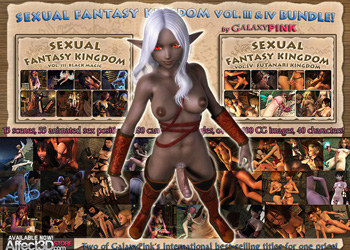 Sexual Fantasy Kingdom Vol. 3 & 4