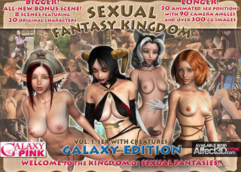 Sexual Fantasy Kingdom Vol. 1 - Galaxy Edition