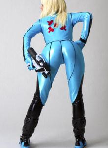 Mea Lee - Zero Suit