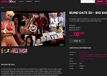 Blind Date 3D - Big Bang