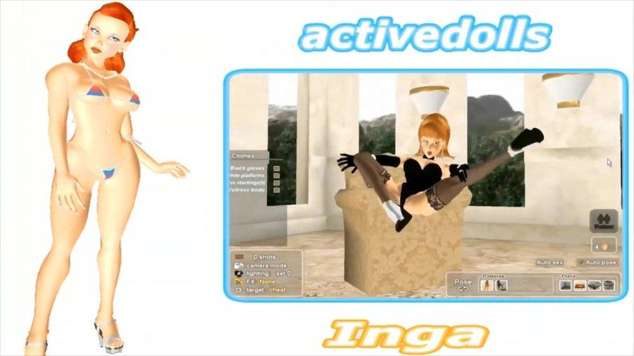 Active Dolls