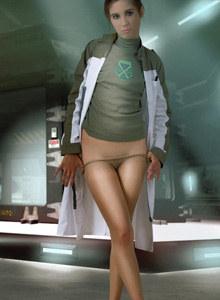 Stacy - Alien Autopsy