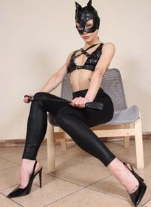 Stella - Catwoman Scolaretta