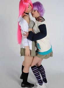 Tanya and Kasey Olse - Sealed Vampire Snow Fairy
