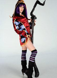 Kira Lake - Fae Champion League of Legends