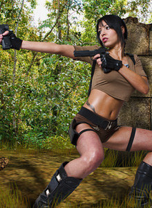 Mea Lee - Treasure Hunter