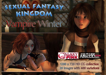 Sexual Fantasy Kingdom: Vampire Winter